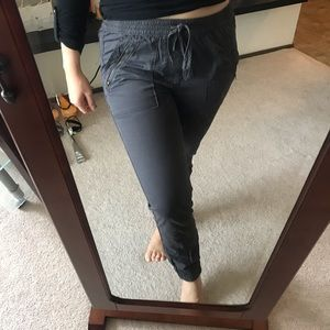 Abercrombie and Fitch gray pants-  size medium